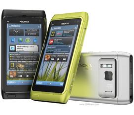 Nokia N8 màu đen, hàng FPT bảo hành đến 5.2012