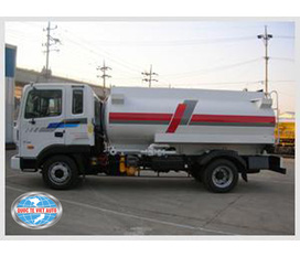 Xe ô tô xitec chở nhiên liệu Hyundai HD120 12m2