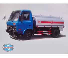 Xe ô tô xitec chở nhiên liệu dongfeng 10m3, nhập khẩu nguyên chiếc