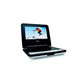 Bán đầu DVD di động PHILIPS PET730 màn hình 7 inch