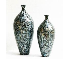 Thanh lý lọ gốm sứ, bình hoa trang trí hàng xuất khẩu Âu Mỹ giá hấp dẫn