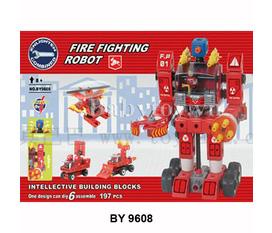 Robot chữa cháy