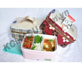 Hộp cơm hâm nóng tự động Komasu,magicbulet giảm giá cực sốc,giá rẻ nhất thị trường đây giúp bạn có bữa cơm trưa ngon