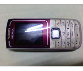 Bán Nokia 1650 máy chính hãng,zin chưa sửa chữa,màn hình màu,có FM,nghe gọi tốt,máy xài bền sóng khỏe giá 350k