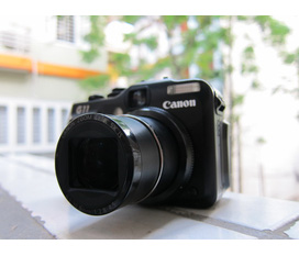 Bán Canon G11 hình thức đẹp, đẳng cấp