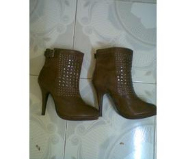 Boot thấp, giày cao gót...giá siêu KM