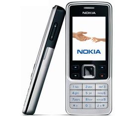 Cần Bán Nokia 6300 màu bạc thẻ nhớ2GB còn mới