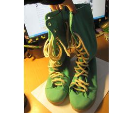 Giày sz37: Boot cao cổ, Boot trên đầu gối, cao gót, giày mũi nhọn, giày nhảy.....đủ cả giá rẻ thanh lí cuối năm