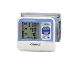 Máy đo huyết áp cổ tay Omron HEM 6203