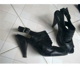 Thanh lý 4 em giày dép sz37 giá ngon hàng ngon