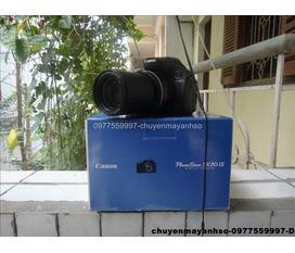 Canon sx30is đẳng cấp cho bác nào thích