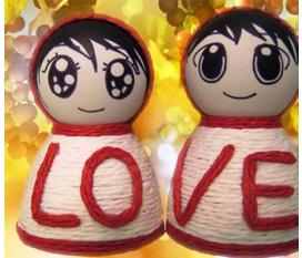 Tết đến xuân về chào valentine với quà cực iu :X