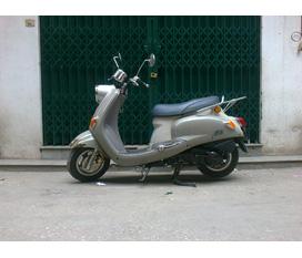 Bán xe ga bella nhập khẩu của nhật màu sơn bạc biển HN 30F