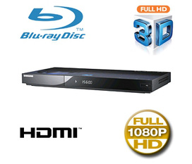 Samsung BD C6900 3D Blu ray Player
