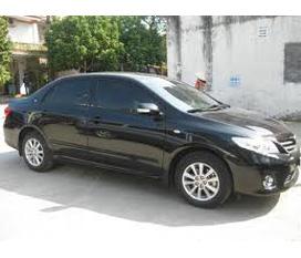 Bán Corolla XLI sản xuất tại Nhật, xe đã có biển 30V, màu đen, xe đăng ký cá nhân.