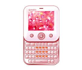 Cần tiền bán gấp diện thoại Q mobile She hồng 1t5