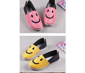Shopforgirl.2011 Giày mặt cười xinh xắn