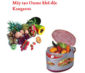 Máy tạo ozones màu tím Kangaroo An toàn cho gia đình bạn