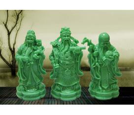 Bộ tượng Tam Đa Phúc Lộc Thọ mang tài lộc cho năm mới