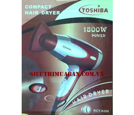 Máy sấy tóc Toshiba RCY 8209 siêu khuyến mại ngày tết