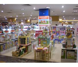 Hệ thống đồ chơi trẻ em của Magicland