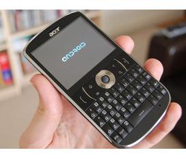 Cần bán hoặc giao lưu acer e130 android os 2.1 update