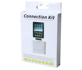 Ipad / ipad 2 camera connection kit 5in 1 giá chỉ 250k