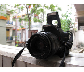 Bán 350D giá hợp lý cho anh em tập chụp ảnh