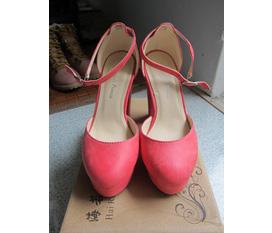 Giày ayomi, giày cao gót cực xinh diện Tết :X