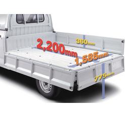 Xe tải 7 tạ Suzuki Nhập Nguyên chiếc từ Indonesia