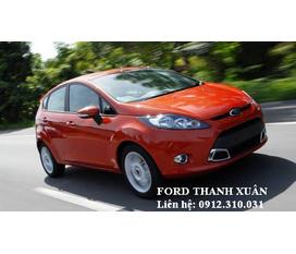 Ford Fiesta mới ,khuyến mại lớn , giao xe trong ngày