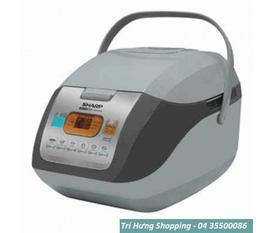 Nồi cơm điện tử SHARP KS COM18 Giá chỉ 1990k/ Giao hàng tại nhà miễn phí