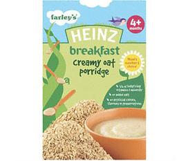 Bột ăn dặm Heinz nhập khẩu từ Anh