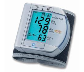 Máy đo huyết áp cổ tay Microlife BPW100