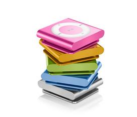 Bán Ipod Shuffle Gen4 Pink giá 800k