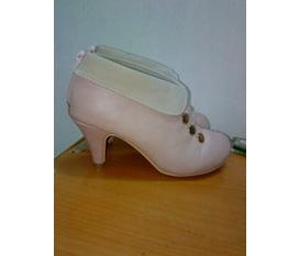 Thanh lí 1 em ankle boot new sz 37