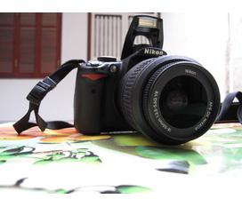 Đầu xuân năm mới bán Nikon D5000