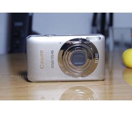 Bán máy ảnh Canon IXY210f ixus115hs giá rẻ chụp đẹp