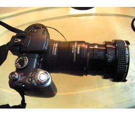 Bán máy ảnh canon siêu zoom s5is full fu kiện