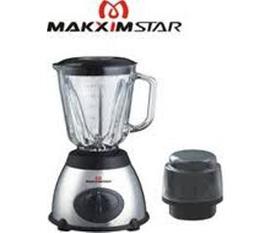 Máy xay sinh tố Makxim MKS 66ST với cối xay thủy tinh cao cấp giá tốt nhất thị trường