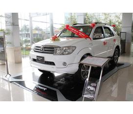 Toyota Hiroshima Tân Cảng Bán Fortuner 2012 G/V/S tại HCM Giá ưu đãi đặc biệt Tặng kèm màn hình định vụ GPS