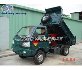 Chuyên phân phối xe tải ben thùng Forcia 950kg, 1tấn, 1, 5tấn