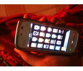 Bán Nokia 5230 Navi còn bảo hành , mới 99,99%