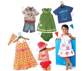 Shop MeIn Bon Bộ sưu tập Xuân Hè 2012 cho bé yêu