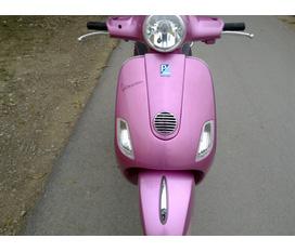 Xe Piaggio Lx hồng cực đẹp và chất lượng