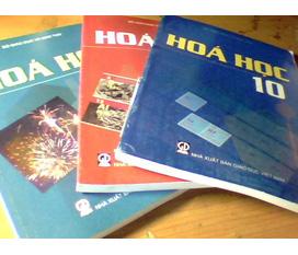 TL Sách giáo khoa toán lí hóa 10,11,12 new,sách kĩ năng mềm
