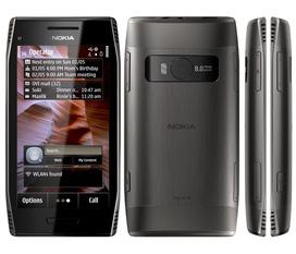 Mới đi Hồng Kông xách được 2 em điện thoại Nokia N9 và Nokia X7 Hồng Kông bán rẻ cho anh em