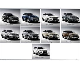 Bán mercedes ML350 4MATIC 2012, giá xe mercedes ML350 4MATIC 2012 mới, đại lý bán xe mercedes ML350 2012, giá tốt nhất