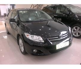 Việt auto Mỹ Đình bán Corolla XLi 1.6 sản xuất Nhật, tên tư nhân.
