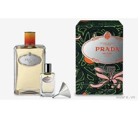 Thanh lí 1 chai nước hoa Prada Infusion De Fleur D Oranger Eau De Parfum 50ml new 99%